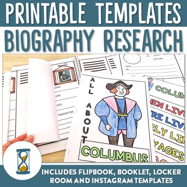 BIOGRAPHY RESEARCH TEMPLATES | RIDGY DIDGE RESOURCES | AUSTRALIA