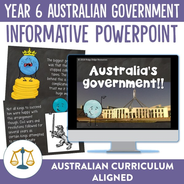 Australian Government Powerpoint | Ridgy Didge Resources | Australia