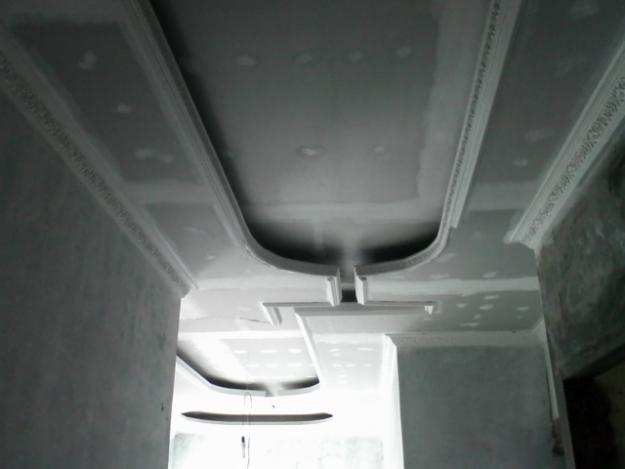 rangka atap baja ringan murah jakarta harga jasa borongan tukang pasang plafon gypsum, partisi ...