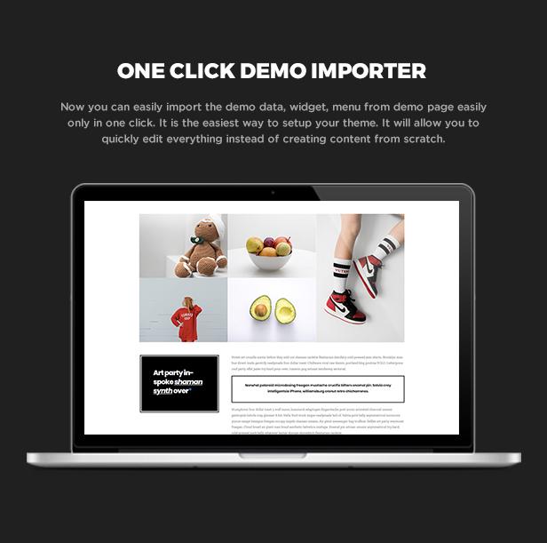 Dubidam - Creative Multi Concept & One Page Portfolio Theme - 7