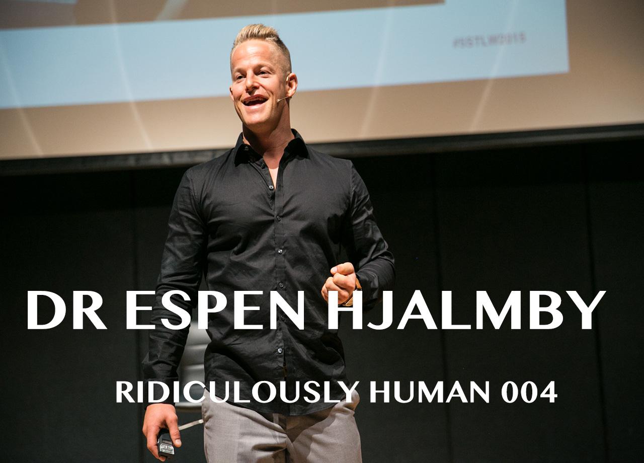 Dr Espen Hjalmby - Ninja Warrior Australia and Founder of BonFire Hot Yoga