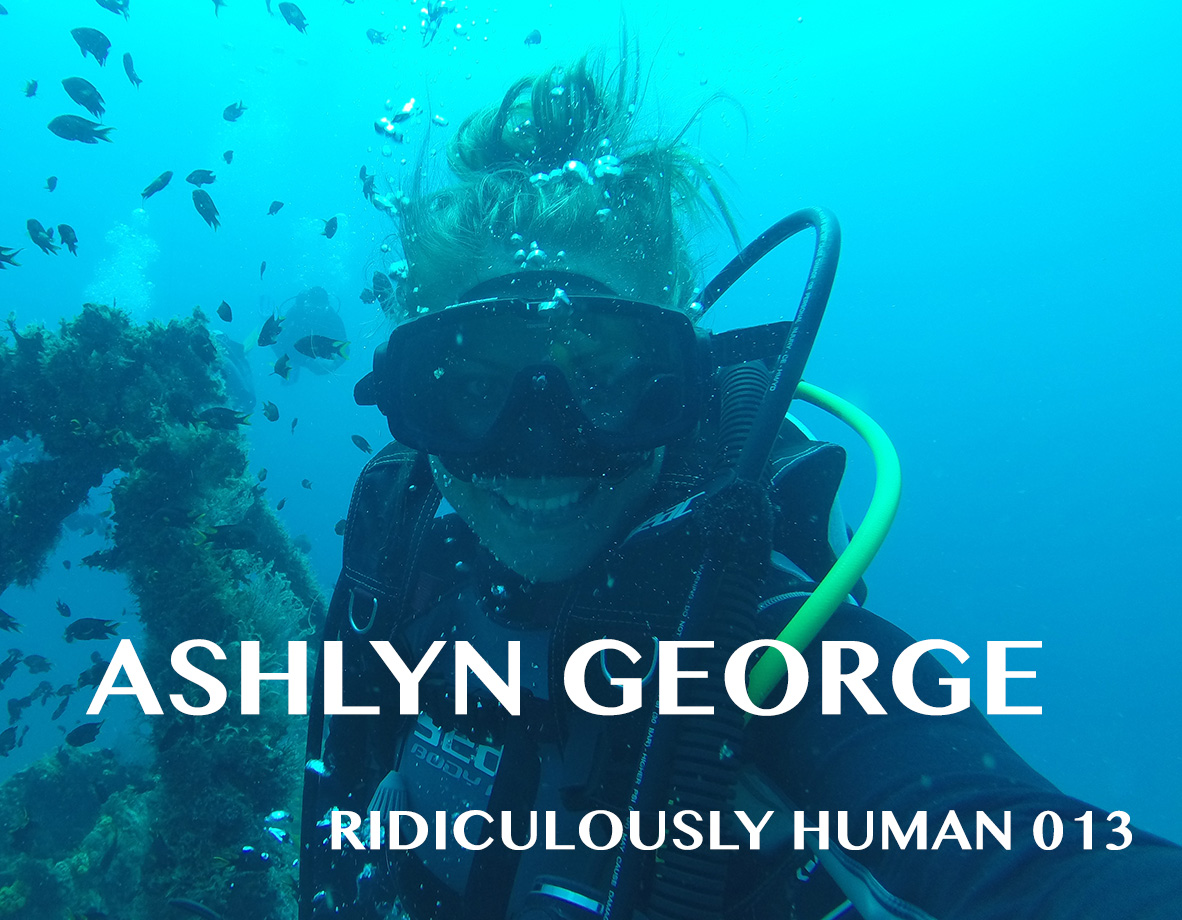Ashlyn George - The Lost Girls Guide to Finding The World