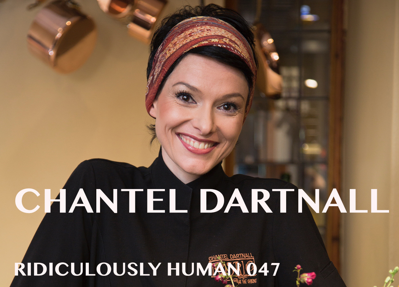 Chantal Dartnall - Best Female Chef. Owner of Restaurant Mosaic, South Africa