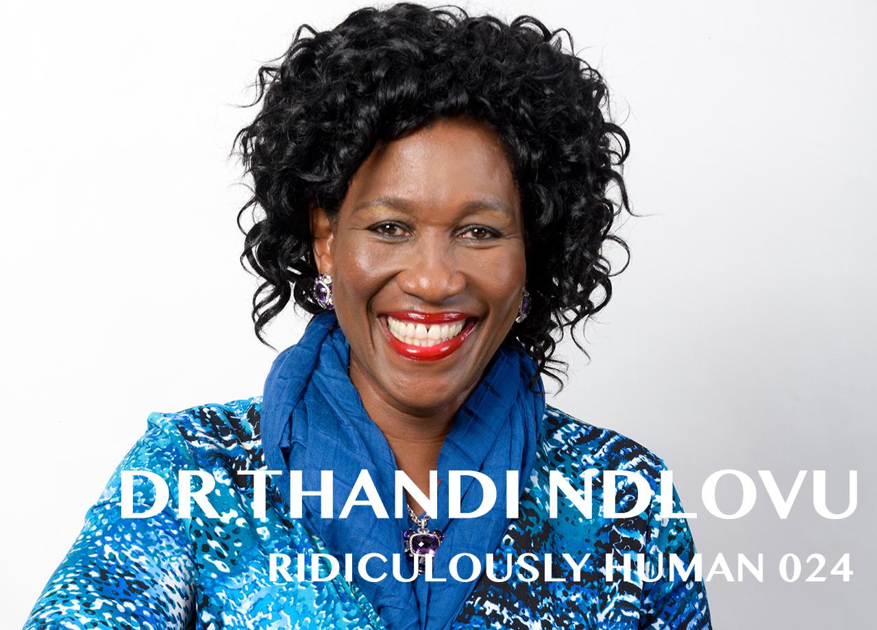 Dr Thandi Ndlovu