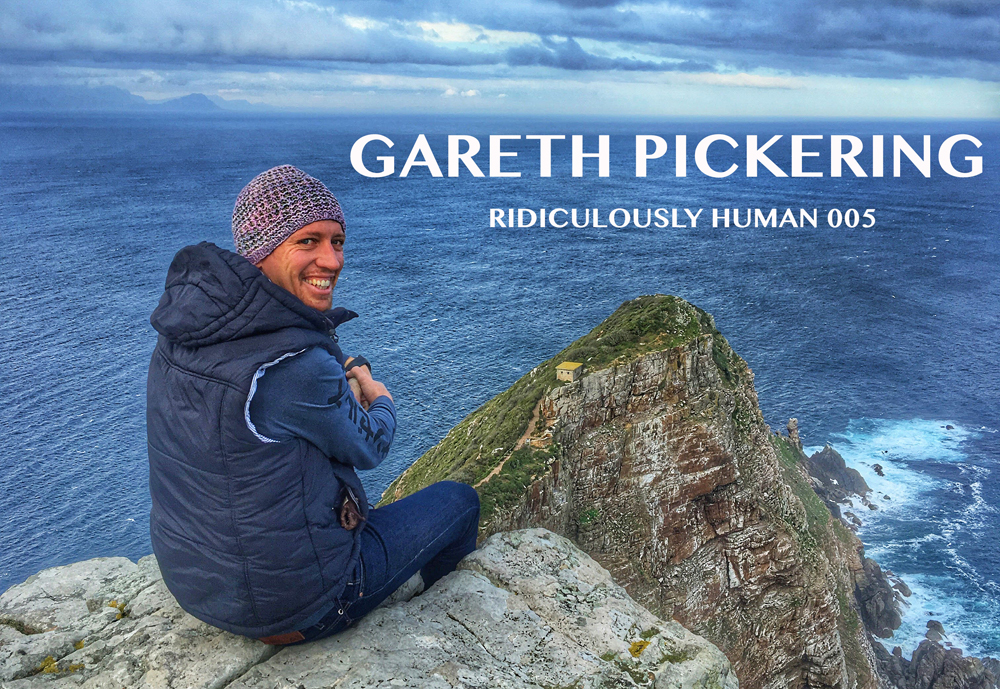 Gareth Pickering - Immaculate Factory and Freedom Fighter
