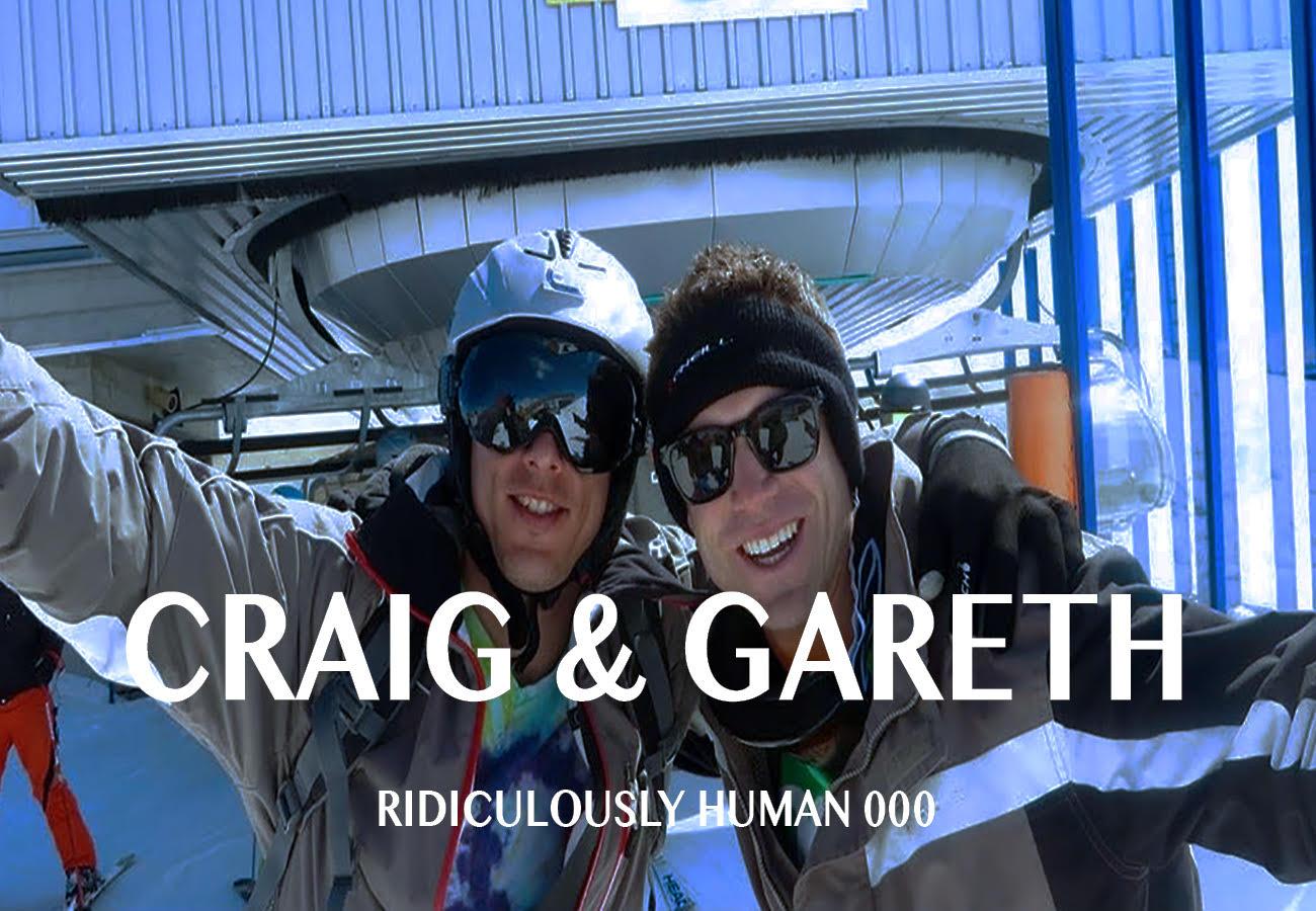 Craig Haywood and Gareth Martin