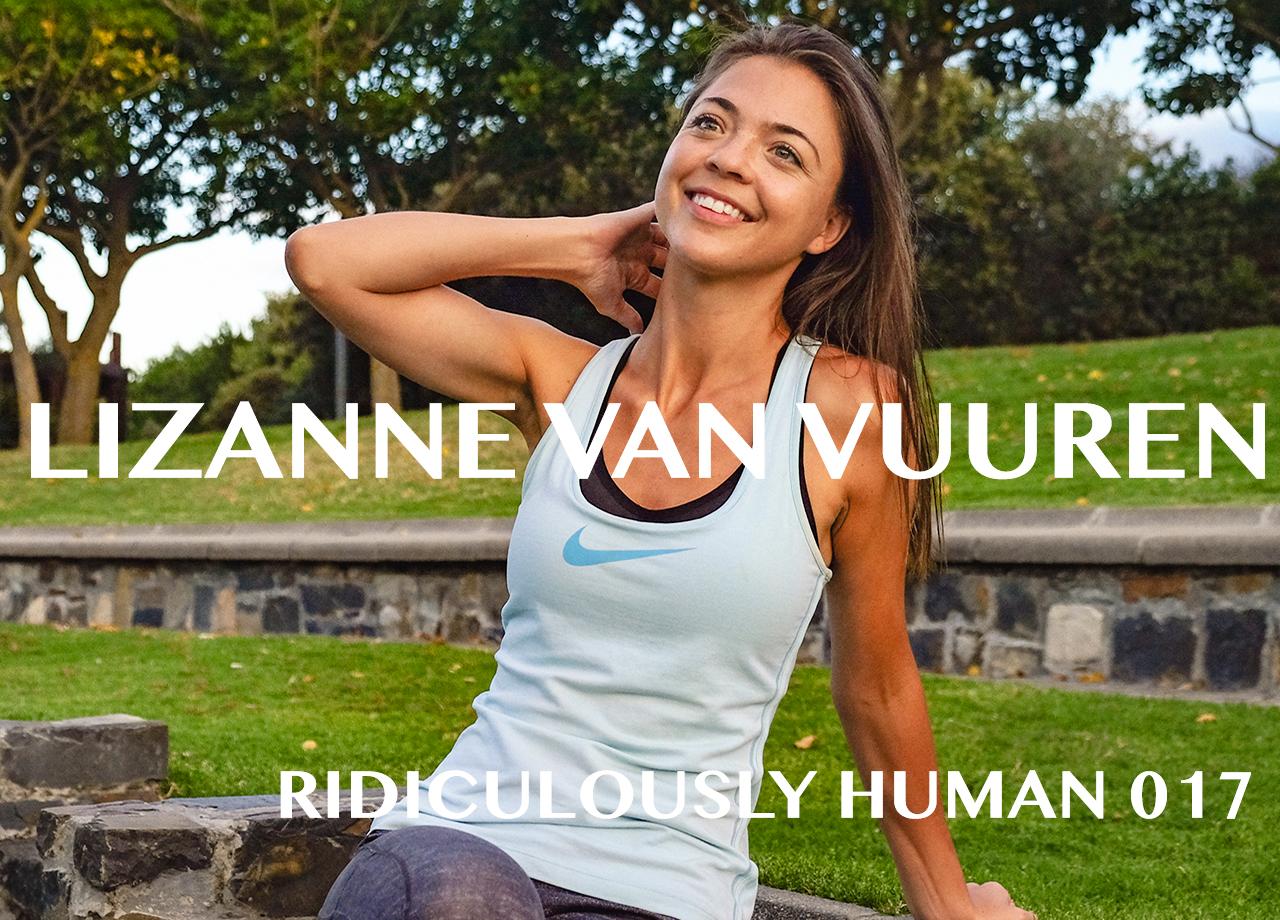 Lizanne Van Vuuren - Rower and Osteopath