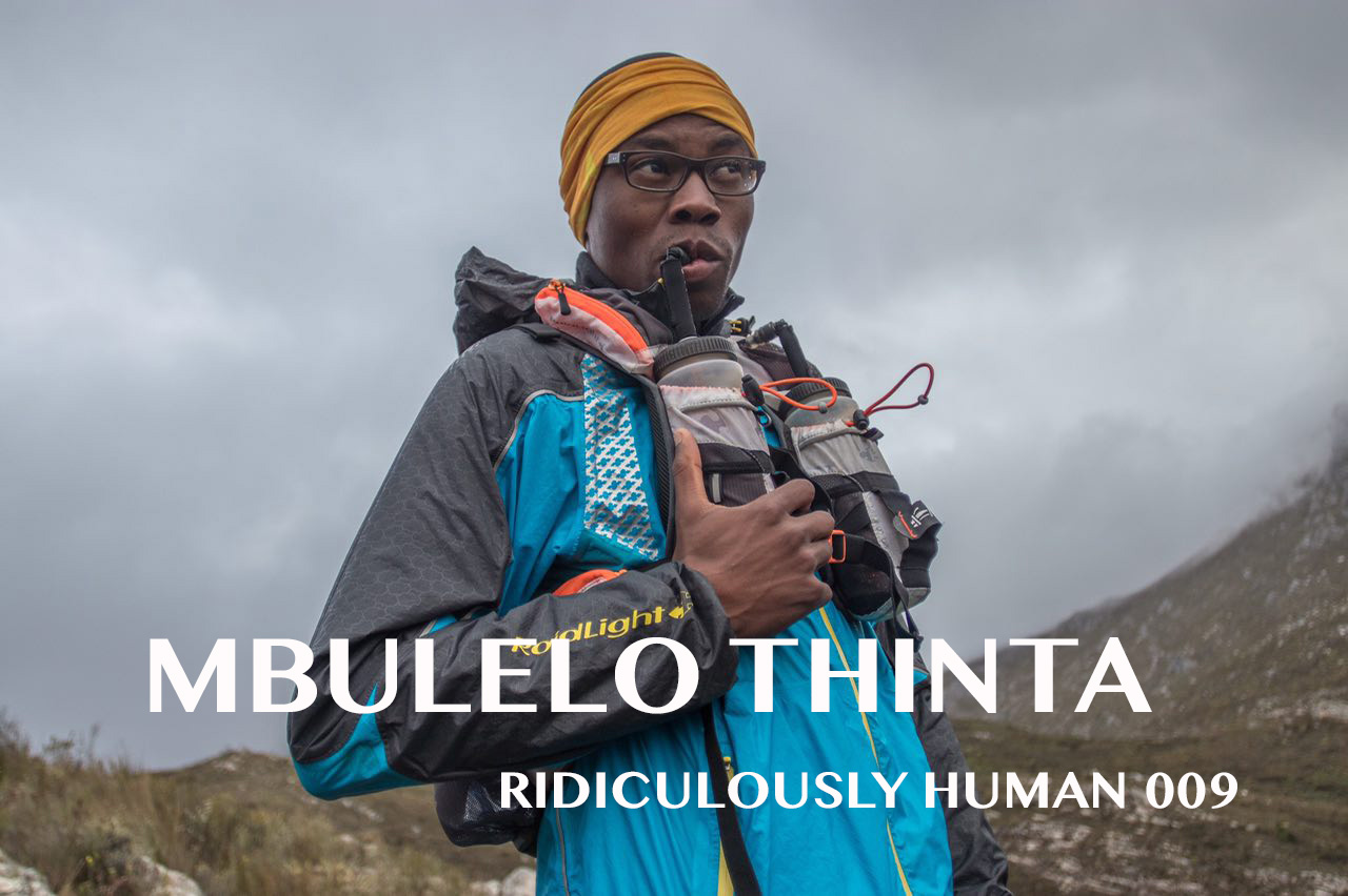 Mbulelo Thinta - Host of The Bleachers and Thinta Talk