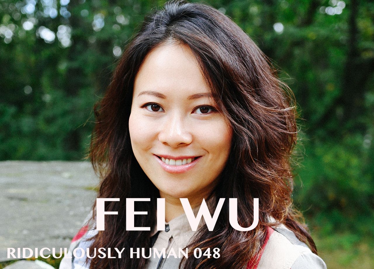Fei Wu - Podcaster. Marketing Consultant.