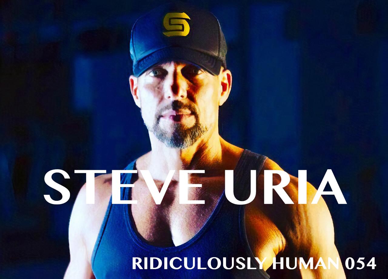 Steve Uria - Switch Playground. Fitness Expert