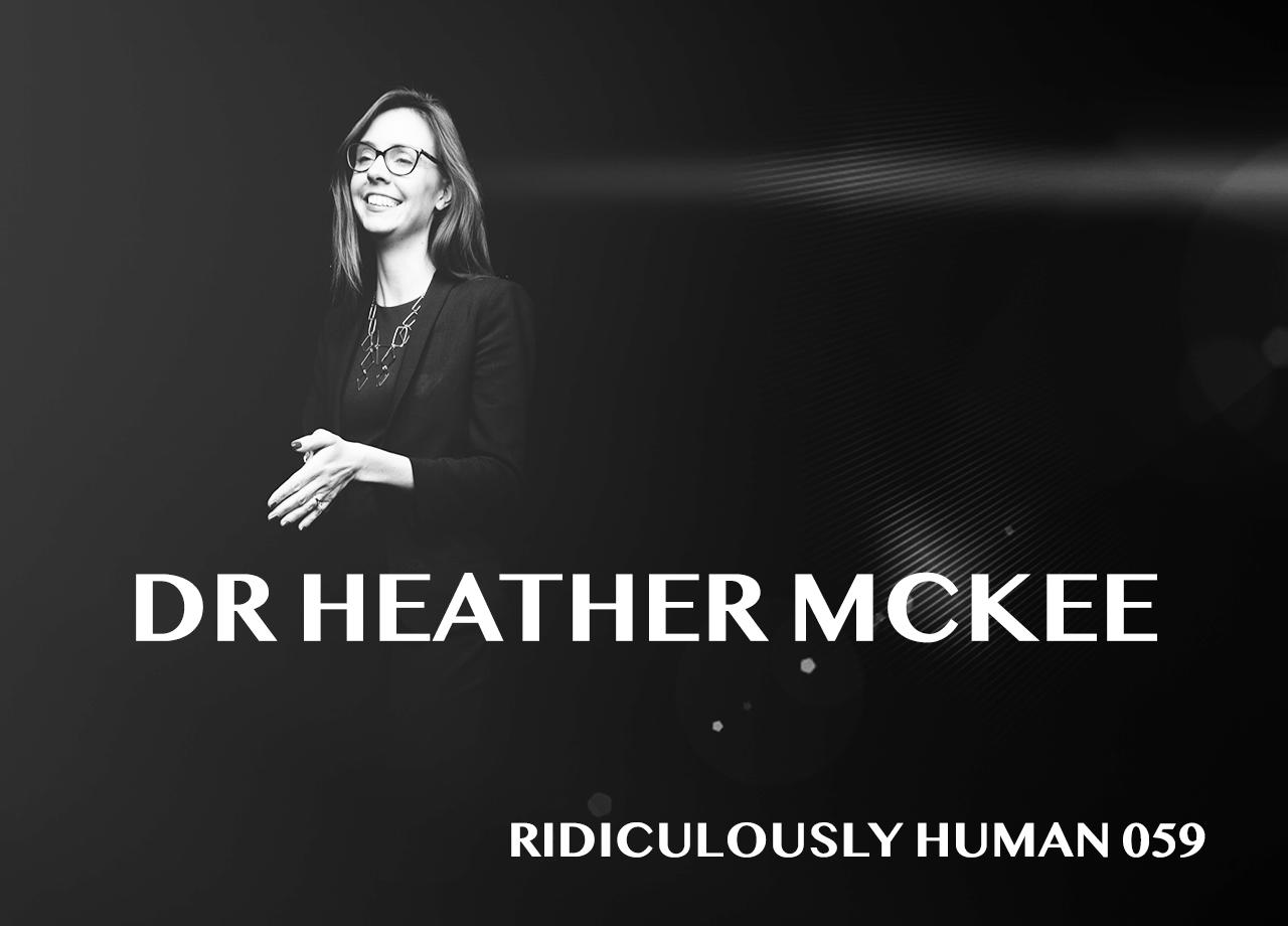 Dr Heather McKee - Habit and Behaviour Coach