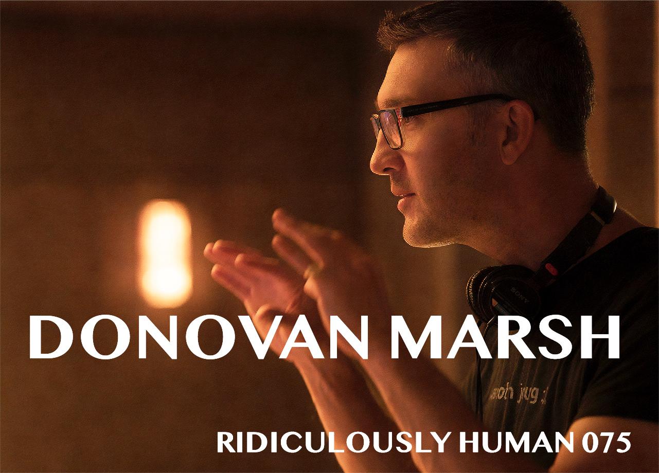 Donovan Marsh - Hollywood Film Director