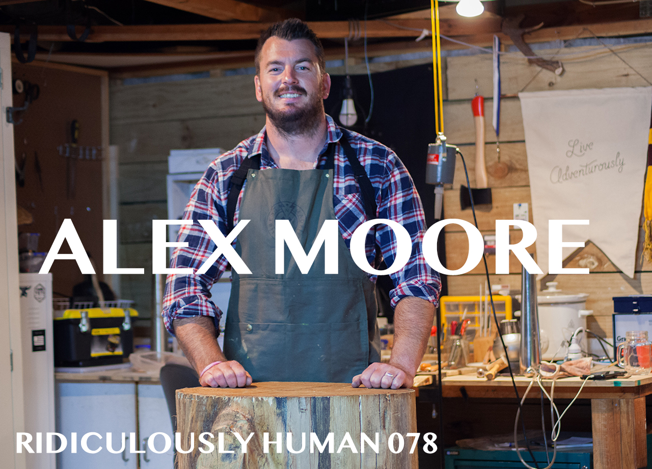 Alex Moore - Gold Pan Pete