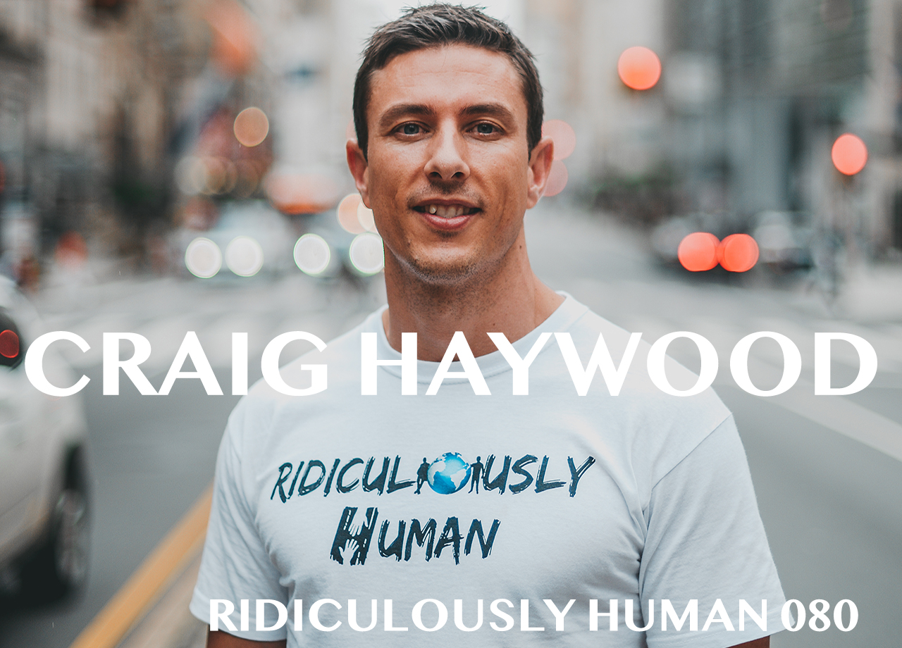 Craig Haywood - Chiropractor and Podcast Host