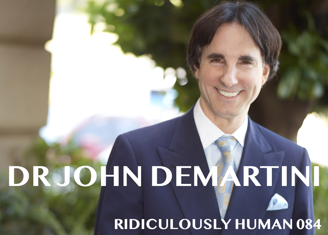 Dr John Demartini - Breakthrough Experience