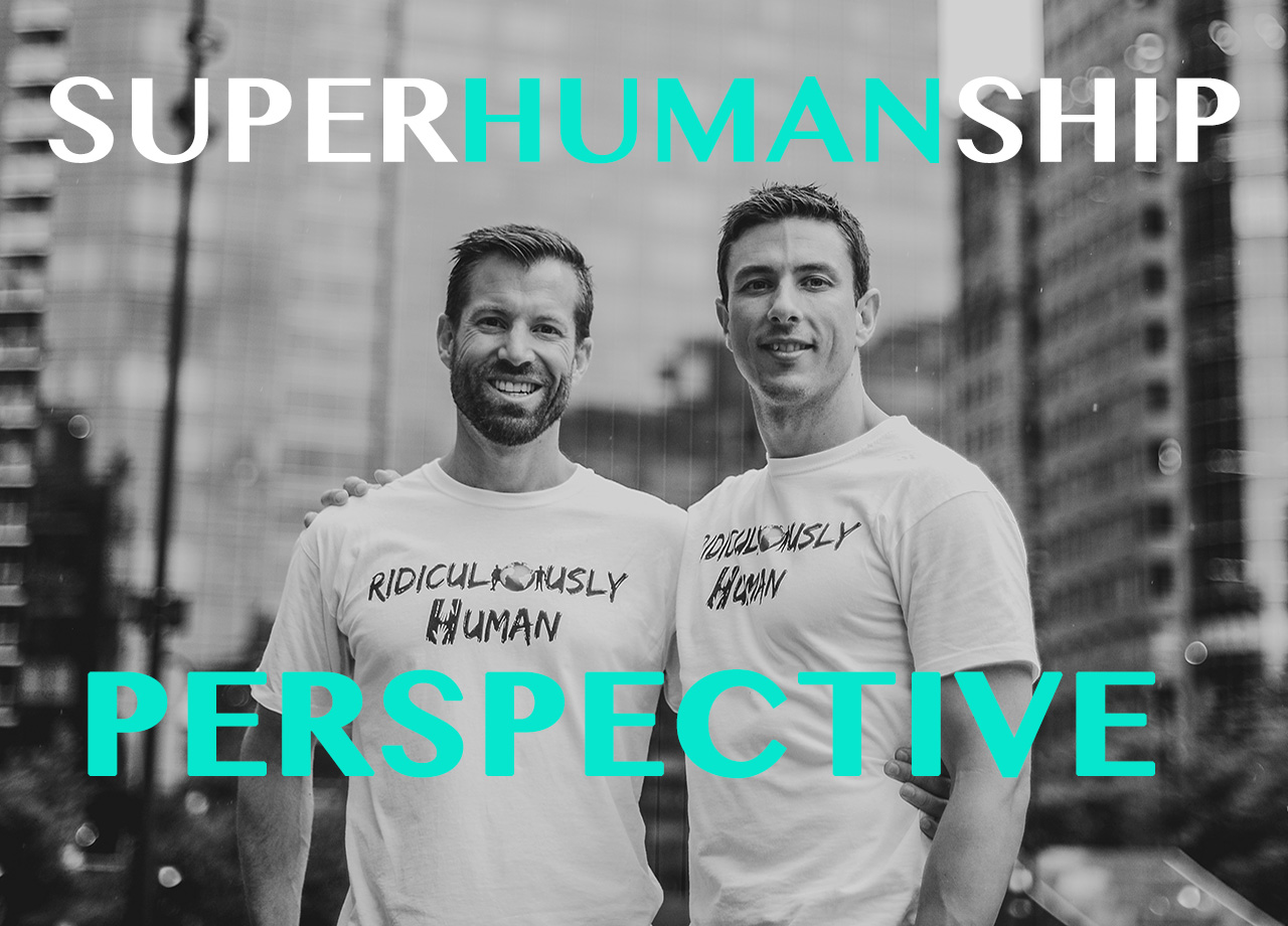 Superhumanship#7 - Communication and Perspective - For New Age Micro-Leaders and Micro-Influencers
