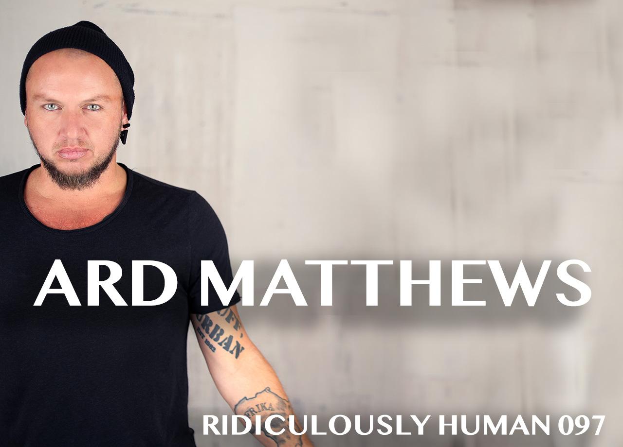 Ard Matthews - Rock Legend, Musician, Singer Song Writer, Soloist and Lead Singer of Just Jinjer