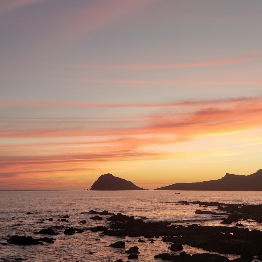 Sunset de Mazatlan