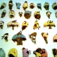 "Birds in little sweaters: Annette Messager's ""Le Repos des Pensionnaires"""