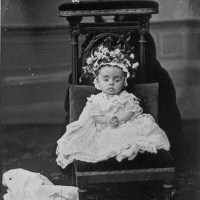 More hidden mothers in Victorian photography: post-mortem photographs or not?