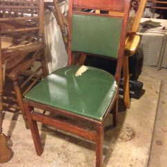Wooden Folding Chairs For Sale Wheelchair Accessories Elderly Vintage Wood Chair The Ridiculous Redhead Ksd Before