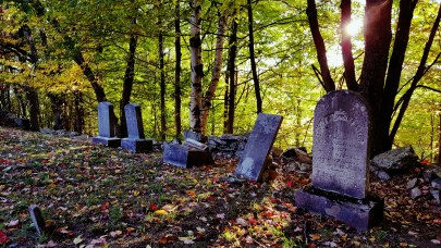 old cemetary