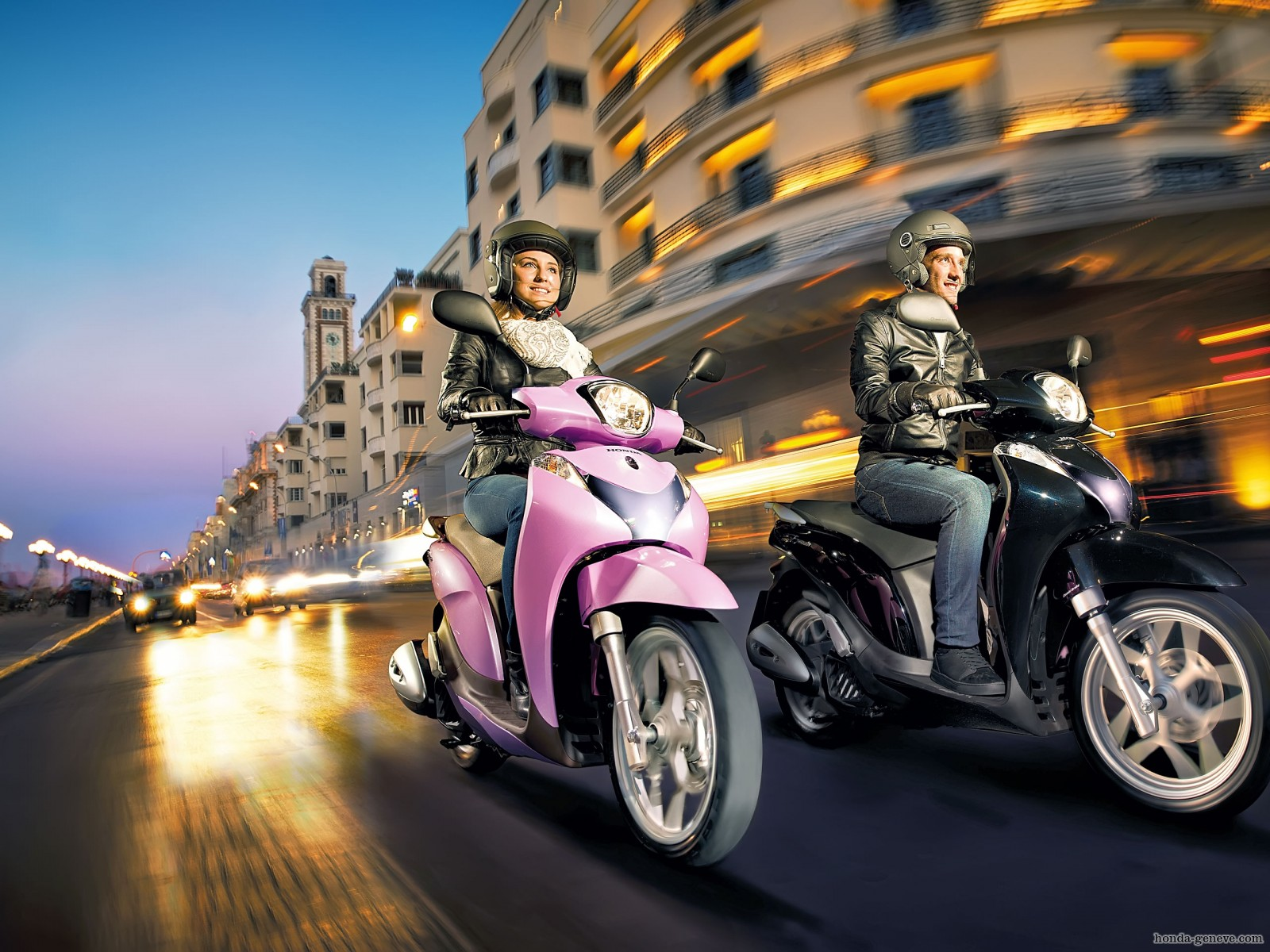 honda sh mode 125 ridingirls. Black Bedroom Furniture Sets. Home Design Ideas