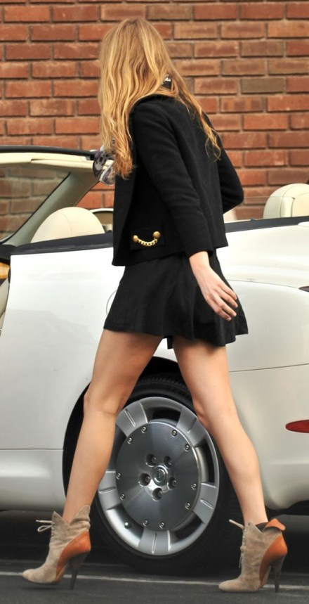 Blake Lively on Ridin'Girls Blog