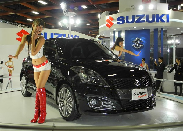 Suzuki Swift on Ridin'Girls Blog