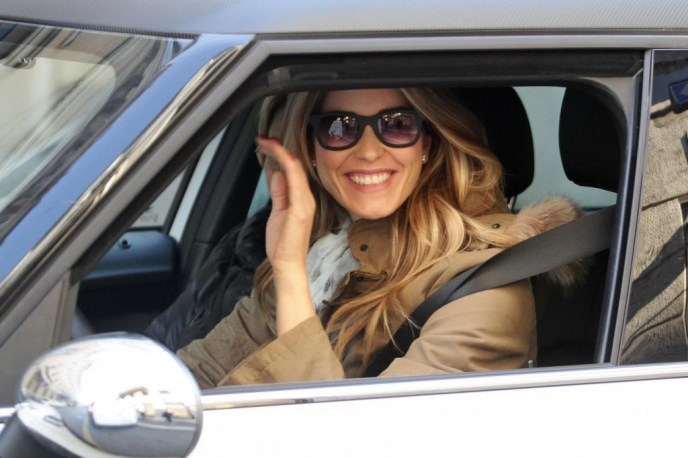 Elena Santarelli on Ridin'Girls Blog