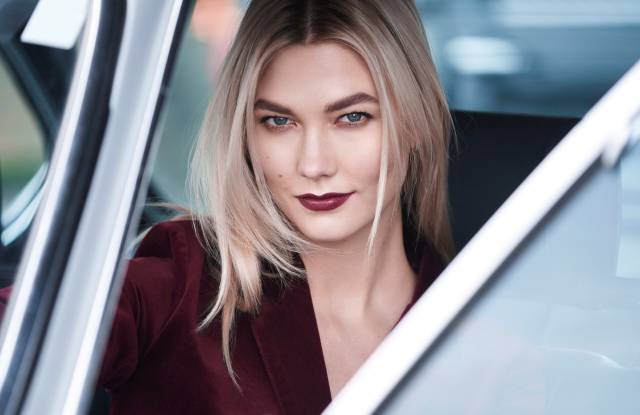 Karlie Kloss on RidinGirlsBlog