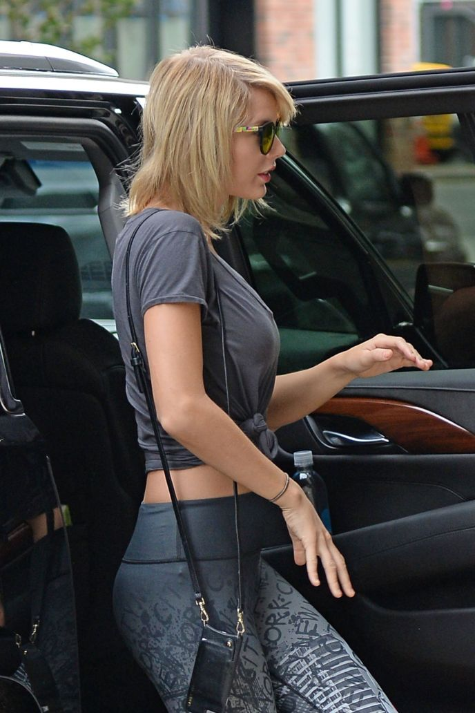Taylor Swift on Ridin