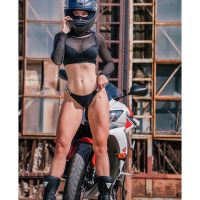 Photoshoot of the Week: August 26th - September 1st 2019 - Veronika & Yamaha YZF-R6