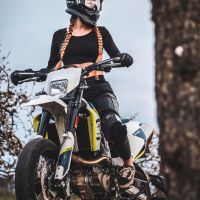 Photoshoot of the Week: December 16th - 22nd 2019 - Husqvarna 701 & Valerie