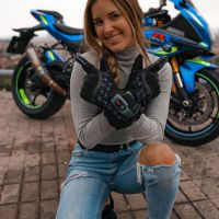 Photoshoot of the Week: March 16th-22nd 2020 - Suzuki GSX-R1000R & Berta
