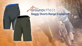 Ground Effect Baggy Cycling Shorts