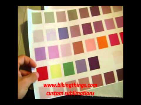 how textile sublimation works, experts in sublimation, bike jerseys sublimated, apparel sublimated