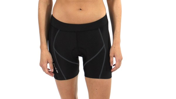 Sugoi Women's RS Shorty Cycling Shorts | SwimOutlet.com