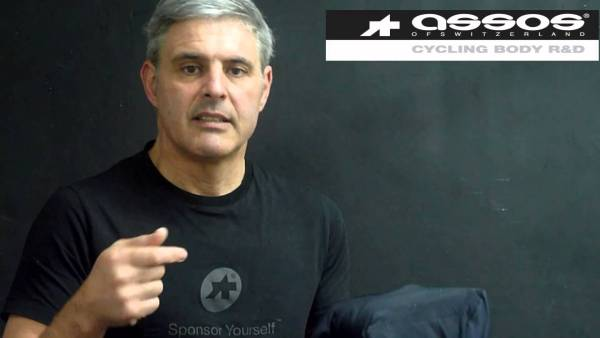 Mikel Kolino: Care and Maintenance of Your Assos Cycling Shorts