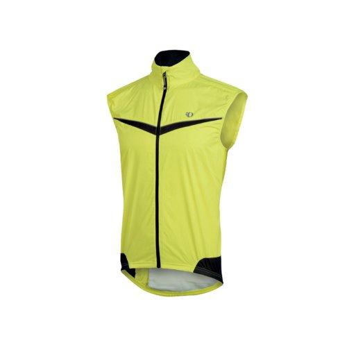 Pearl Izumi Men's Elite Barrier Vest (Screaming Yellow/Black, X-Large)