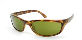 Ray Ban Sunglasses RB4115 642/73 Havana/Brown, 57mm