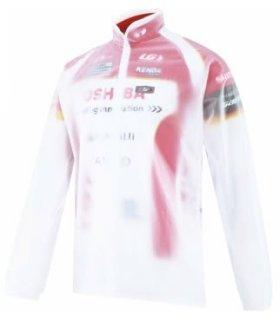Louis Garneau Clean Imper Jacket Clear, L – Men's