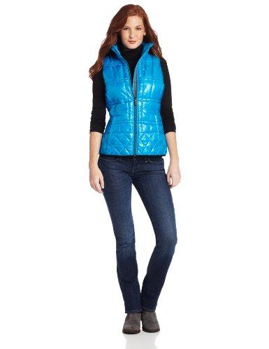 LOLE Women's Icy 2 Vest, Methyl Blue, Small