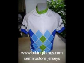 semicustom arguile bike jerseys, colorful arguile pattern bike jersey.wmv