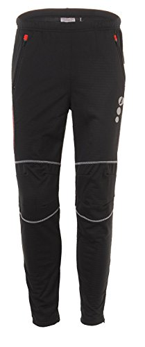 4ucycling Mens Windproof Cycling Casual and Outdoor Pants for Cold
