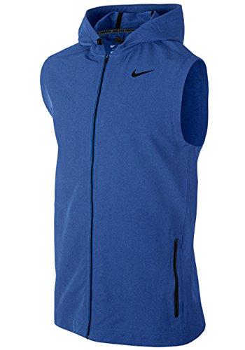 Nike Mens Sweatless Training Sleeveless Vest Blue