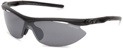 Tifosi Slip 0010200115 Wrap Sunglasses,Matte Black,149 mm