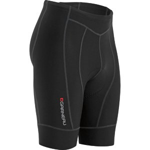 Louis Garneau Fit Sensor 2 Shorts – BLACK, Large
