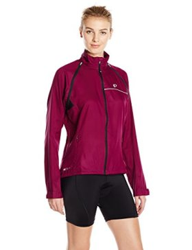 Pearl Izumi – Ride Women's Barrier Convert Jacket, Dark Purple, Medium