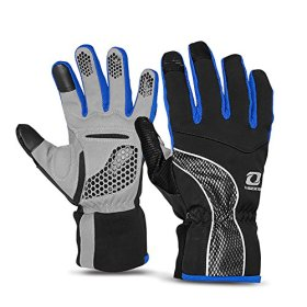 Glove Bicycle ,Winter Gloves ,Winterized Gloves ,Winter Gloveesglove for Bicycle ,Bicycle Gloves ,Bicycles Gloves Womens Giro Cycling Gloves-black Blue 6058-M